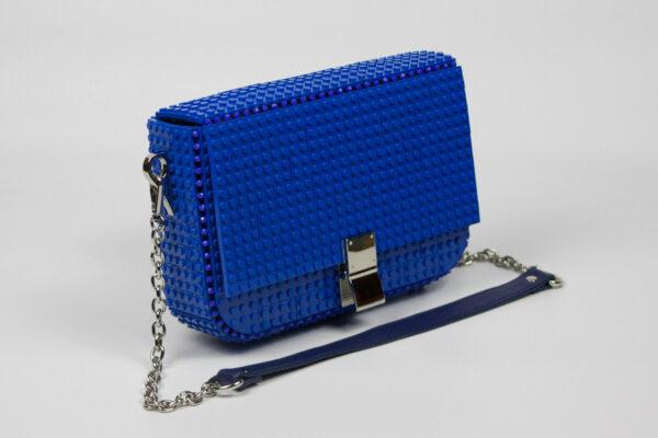 Bolso Lego Clip Bag Azul