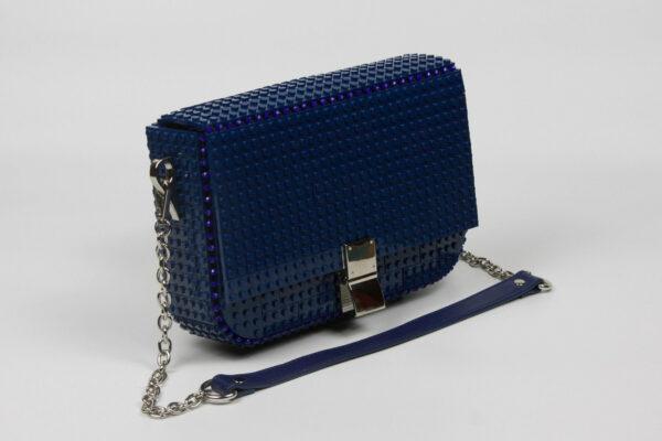 Bolso Lego Clip Bag Azul Oscuro