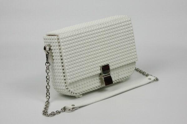 Bolso Lego Clip Bag Blanco