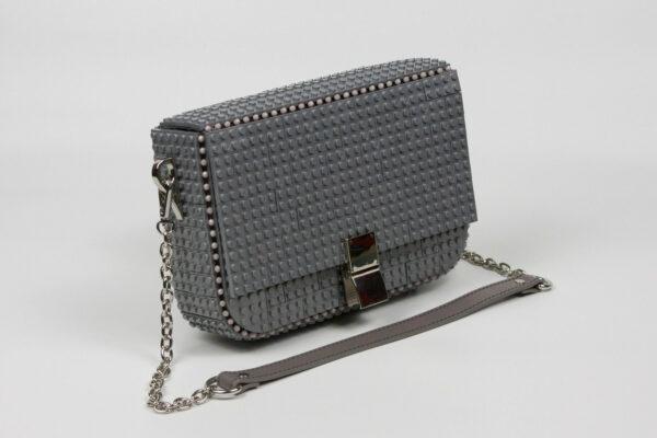 Bolso Lego Clip Bag Plata