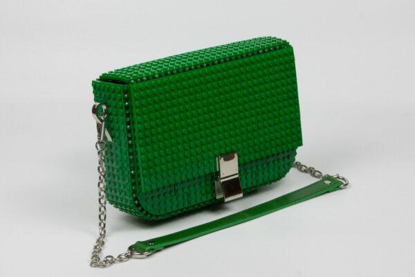 Bolso Lego Clip Bag Verde