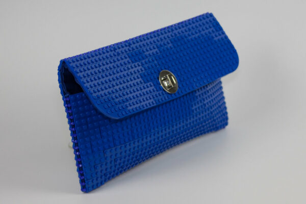 Bolso Lego Clutch Azul