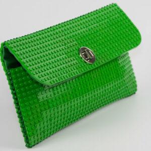 Bolso Lego Clutch Super Verde