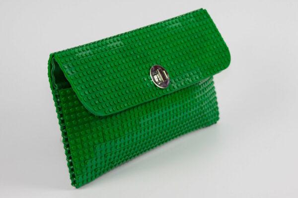 Bolso Lego Clutch Verde