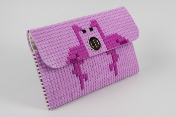 Bolso Lego Personalizado Flamencos