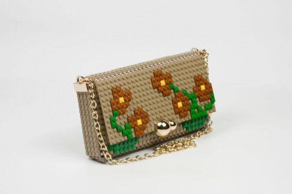 Bolso Lego Personalizado Flor Cerezo 2