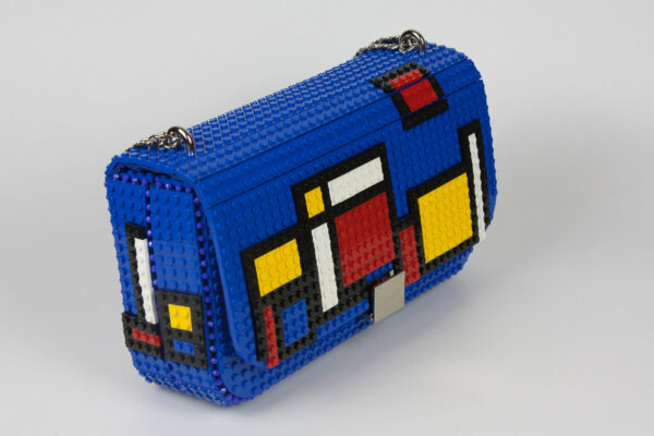 Bolso Lego Personalizado Mondrian