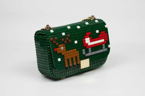 Bolso Lego Personalizado Navidad 1