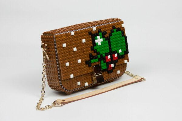 Bolso Lego Personalizado Navidad 2