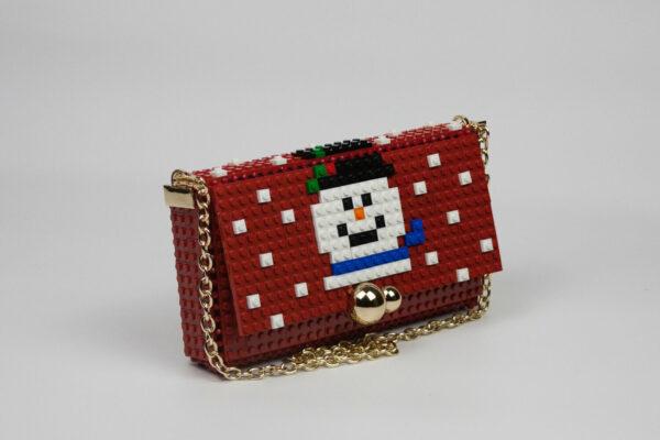 Bolso Lego Personalizado Navidad 3