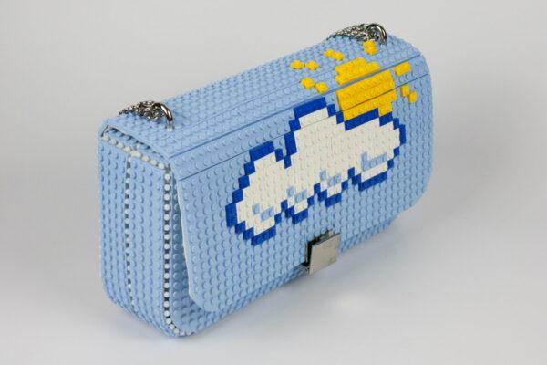 Bolso Lego Personalizado Nube