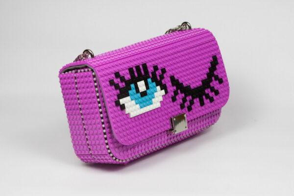 Bolso Lego Personalizado Ojos