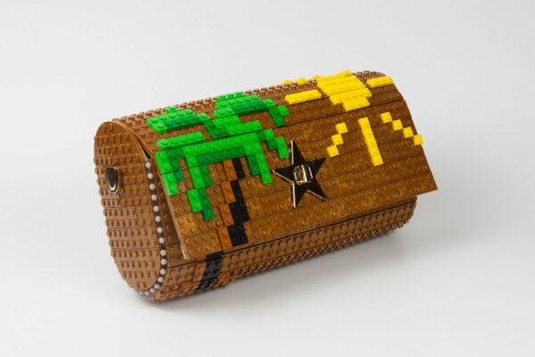 Bolso Lego Personalizado Palmera