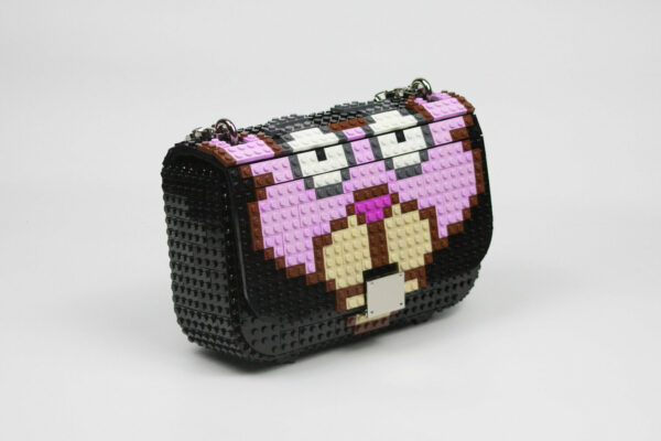 Bolso Lego Personalizado Pantera Rosa
