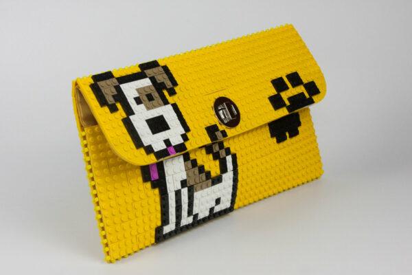 Bolso Lego Personalizado Perro