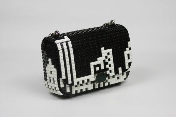 Bolso Lego Personalizado Skyline