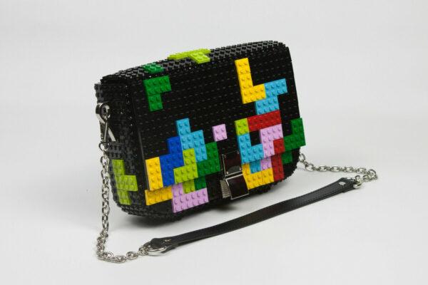 Bolso Lego Personalizado Tetris 2