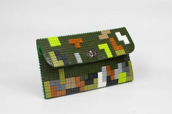 Bolso Lego Personalizado Tetris