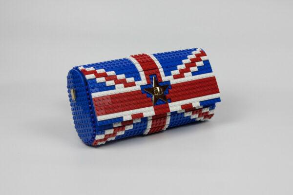 Bolso Lego Personalizado Union Jack