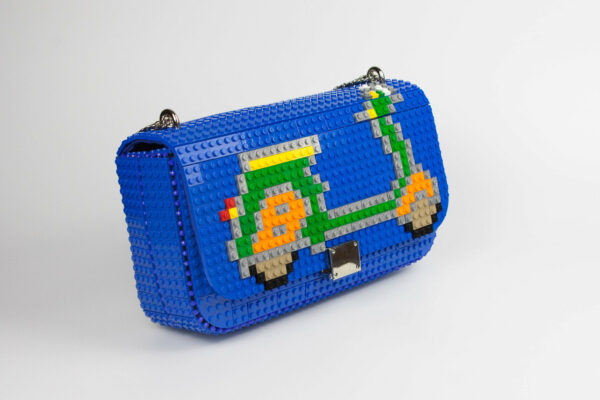 Bolso Lego Personalizado Vespa