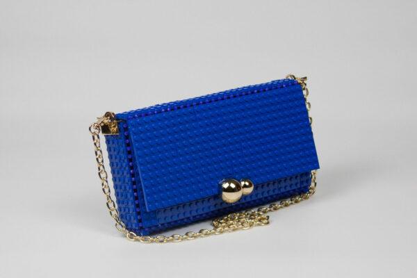 Bolso Lego Squared Clutch Azul