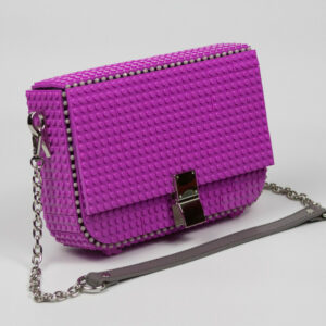 Bolso Lego Clip Bag Rosa