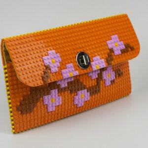 Bolso Lego Personalizado Flor Cerezo