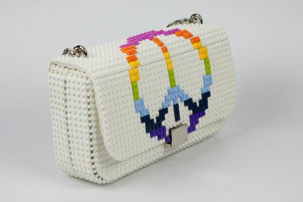 Bolso Lego Personalizado Paz
