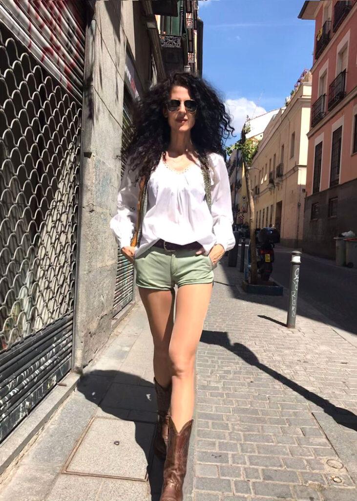 Andando Ana Alpuente